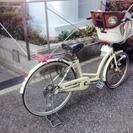 子供のせ自転車(前かご) 2012...