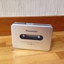 カセットプレーヤー Panasonic