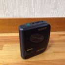 SONY カセットウォークマン WM-EX112
