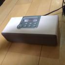 (終了)ELECOM ipod/iPhoneスピーカー  dock...