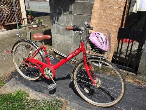 子供自転車です。24インチ ...
