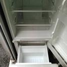 シャープ ノンフロン冷蔵庫 135L