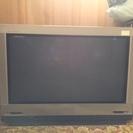 ハイビジョンカラーテレビ ブラウン管 Panasonic TH-3...