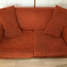 Sofa for 2 pers. お気に入りの2人用ソファ、引越し...