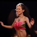 芦屋でポリネシアンダンス(フラ&タヒチアン)&自己整体プログラムボ...
