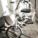 電動アシスト 3輪自転車