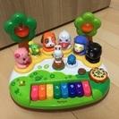 子供おもちゃ 動物ピアノ