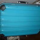 かわいい大型スーツケース(少々難ありですが)お譲りします