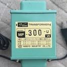 【値下げしました】変圧器(100V...