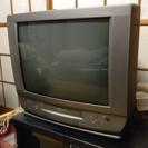 ブラウン管テレビ 0円 譲ります