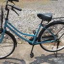 売約済み丸石サイクル ワイングラス 26インチのかわいい自転車