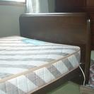 シングルベッド差し上げます