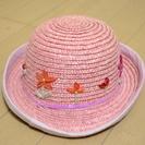 女の子用 帽子①
