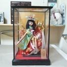 五月人形他日本人形さしあげます。