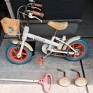 子供自転車12インチ 5月2日引き取り希望