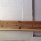 あげます 木材  長2m