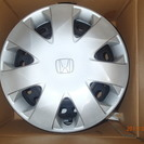 HONDAフリード純正鉄ホイール、ホイールキャップ付き4本 2013製