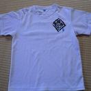150センチ 中古品白Tシャツ