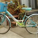 Panasonic 子供(女児)用自転車 [24インチ]