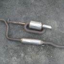 インテグラDC2 type-R用 無限マフラー