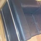 (お取引終了)ル・コルビジェ LC2 3P ソファ 本革 ■ブラックの画像
