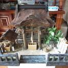 ミニチュアハウス2(古民家)