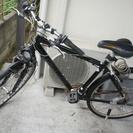[取引終了]GIANT クロスバイク 自転車