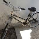 27インチ自転車お譲りします。