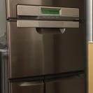 5ドア冷蔵庫415L東芝