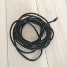 LANケーブル 5m ブラック