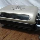 象印 フィッシュロースター EF-VT40 両面焼き 2012年製