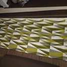 【交渉中】北欧テキスタイルのカーテン2枚セット