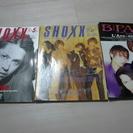 L'Arc〜en〜Ciel ラルクアンシエル 雑誌3冊 1996-...