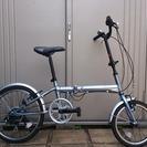 あさひ■折り畳み自転車■アルブレイズ■前16後20インチ