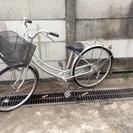中古自転車譲ります