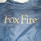 訳ありFox Fire 小さく畳めるシャワシャワしたジャッケット