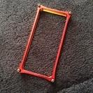 ヱヴァコラボ ギルドデザイン ソリッドバンパー iPhone5/5s