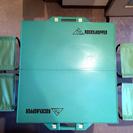 アウトドア折りたたみテーブル椅子セット