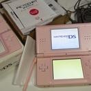 ニンテンドウ DS ライト(ピンク)