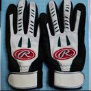 (送料無料)ローリングスバッティング手袋