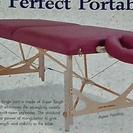 折り畳み式マッサージベッド