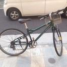 LAND ROVER クロスバイク