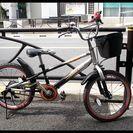 ★リサイクル(再生)自転車・中古自転車・コスモウインド・18インチ...