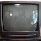 差し上げます。 シャープ製のブラウン管テレビ