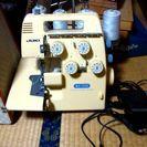 Juki MO-314D オーバーロックソーイングマシーン
