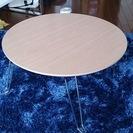 600φ折り畳み丸テーブル