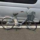 電動自転車です。