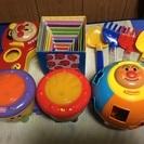 知育玩具  おもちゃ  アンパンマン ギター  まるまるパズル  ...