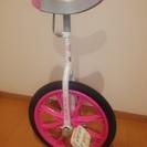 一輪車(スタンド付)16インチ