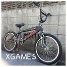XGAMES 20インチ BMX